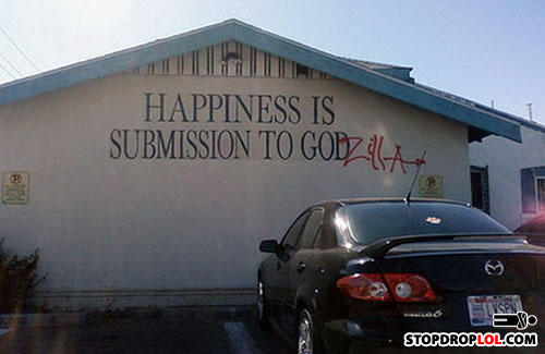 - Whens the next meeting to meet Godzilla?