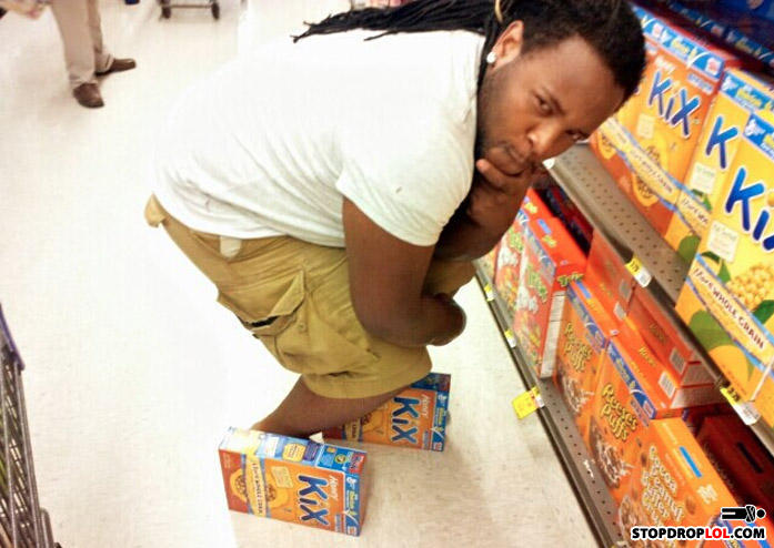 - Yo man those are some fresh kix!