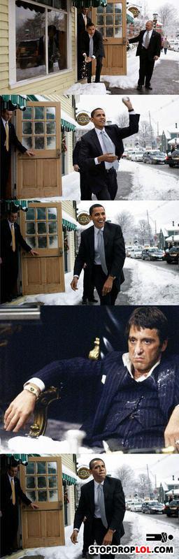 Obamasnowball