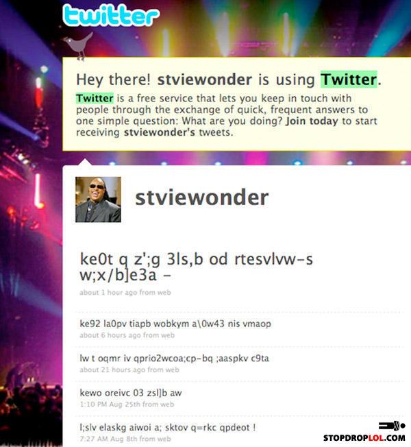 Steviewonder